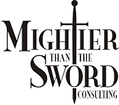 Mightier Than the Sword Consulting